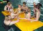 Kleinstkinderkurs im Wasser   8. - 18. Lebensmonat